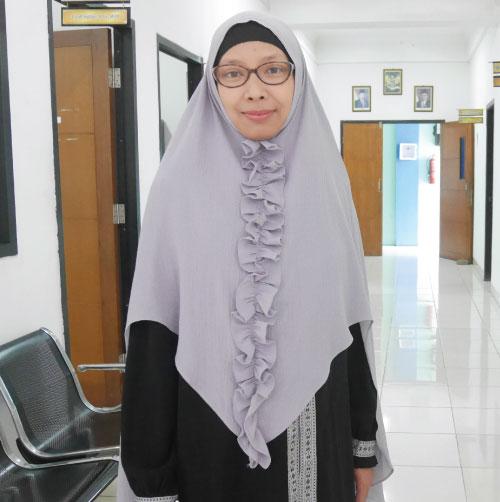 Ika Suhartati, SE., MM