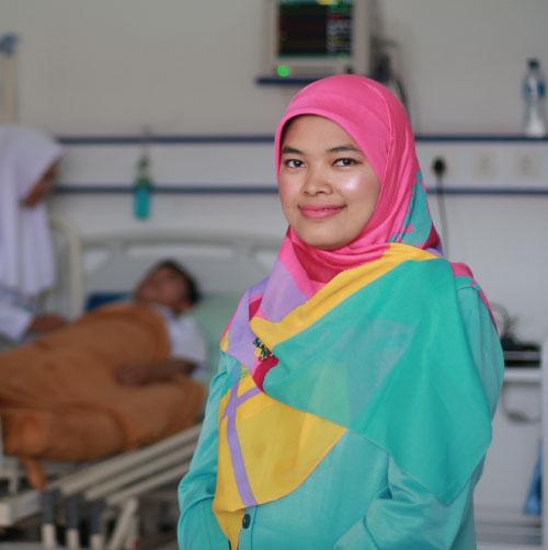 Siti Aminah S.Kep., Ners., M.Kep