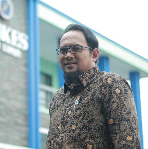 Widiawan Sukarno Ardhianto, S.Si., M.K