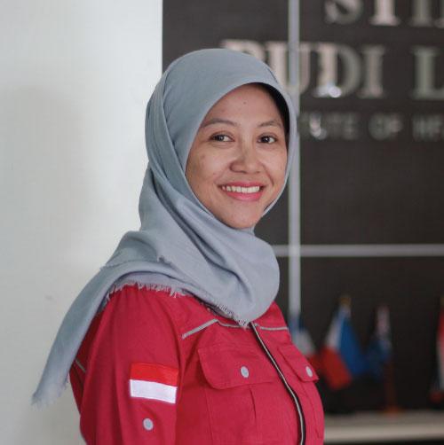 Widya Putriastuti, S.ST., MM